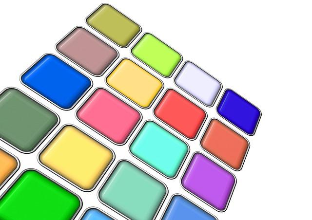 Πως το χρώμα στο web επιδρά στην ψυχολογία