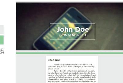 bootstrap-design-3--portfolio-thumb