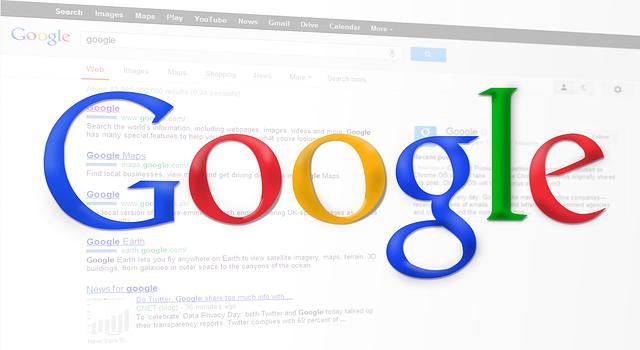 πρώτος στην Google