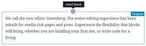 gutenberg-editor-content-area-insert-block