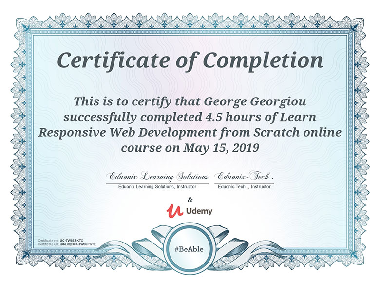certification-responsive-web-development-from-scratch