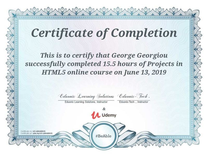 certification--udemy--projects-in-HTML5-optimised